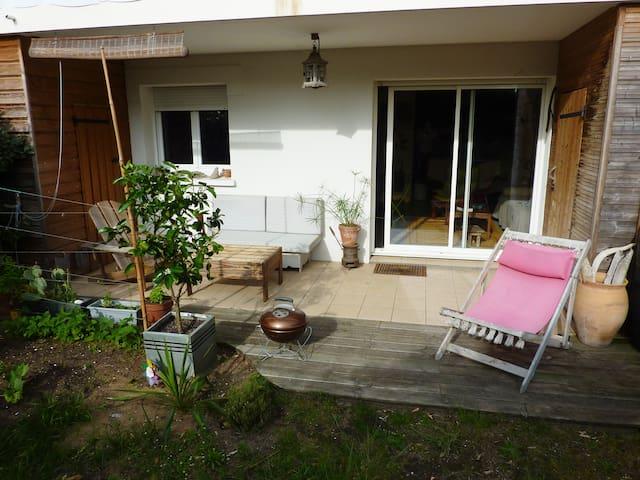 T2 en rez de jardin, au calme,  - Saint-Vincent-de-Tyrosse - Departamento
