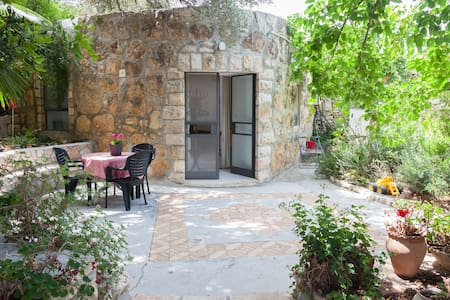 Beautiful studio apt in Ein Kerem   - Ιερουσαλήμ - Σπίτι