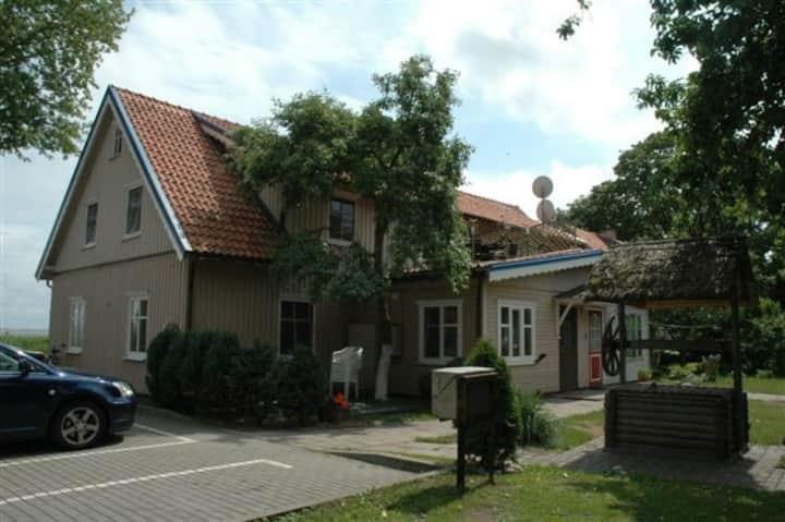 Apartment for rent in Juodkrante