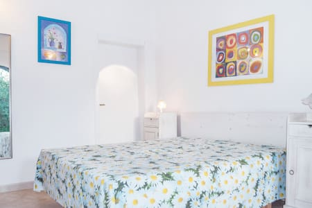 Depandance dx in Villa a 1 Km dal mare - Appartement