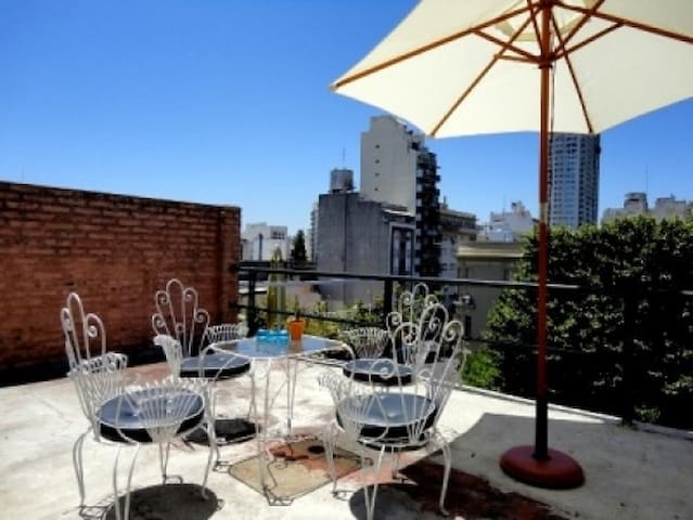 San Telmo, loft with roof terasse - Buenos Aires - Leilighet