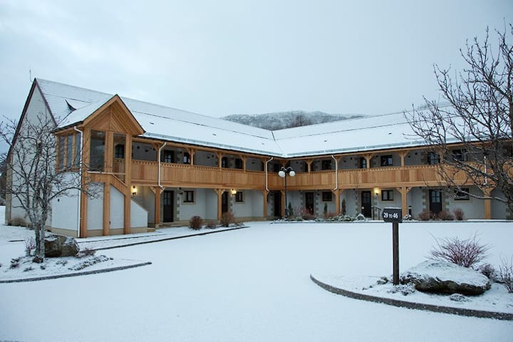 Apartment in the heart of Cairngorm National Park