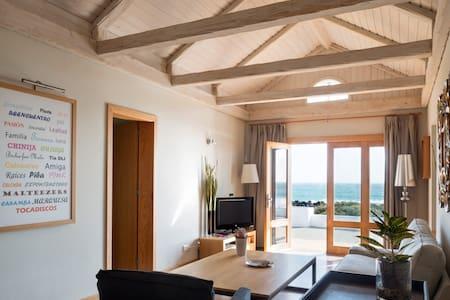 Casita Mare with amazing sea views! - Huis