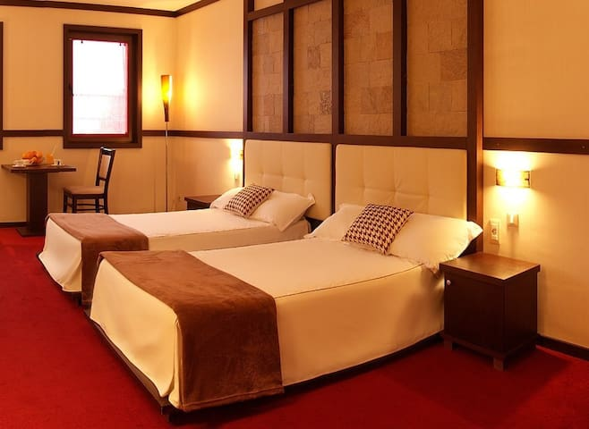 Double room free Wifi, parking, SPA - Peshtera
