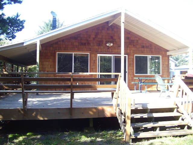 Nedona Beach cozy two bedroom. - Rockaway Beach - House