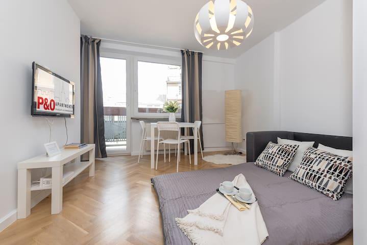 THREE CROSSES SQUARE  Apartment - Warszawa - Pis