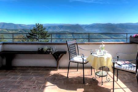 La Baita del Subasio - Assisi - Villa