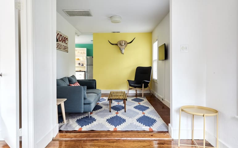 Bright Bungalow in Austin's Best Neighborhood!