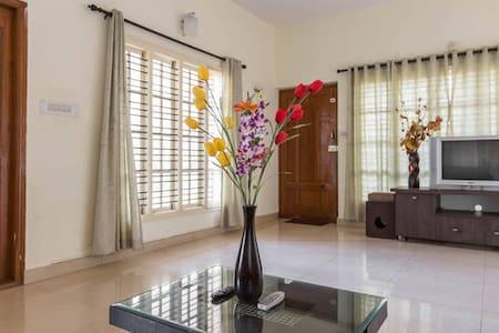 Private Room in Service Apartment 1 - Bengaluru