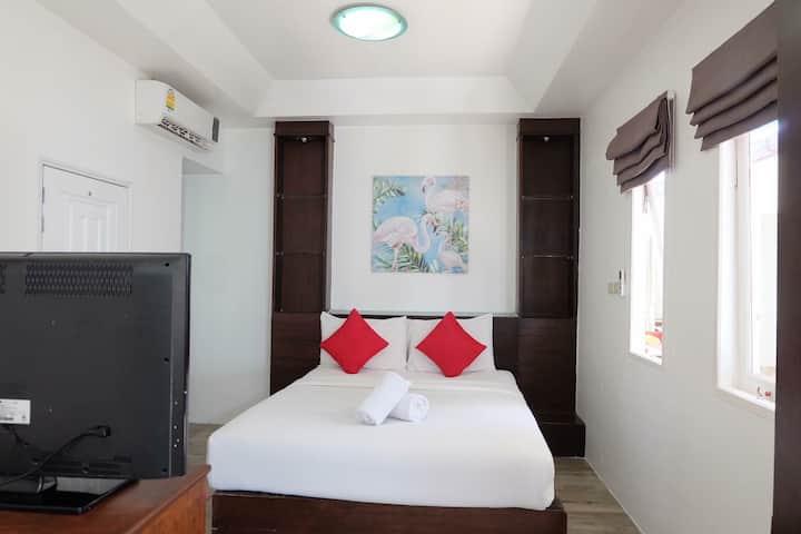 Samet Beach Front, Sawasdee Coco,Superior room