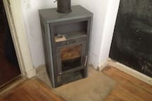 Ofenheizung / stove heating