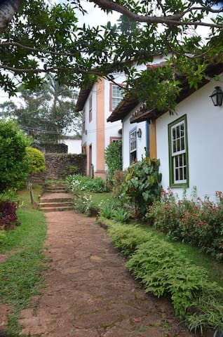 Casinha da Vila - Tiradentes - House