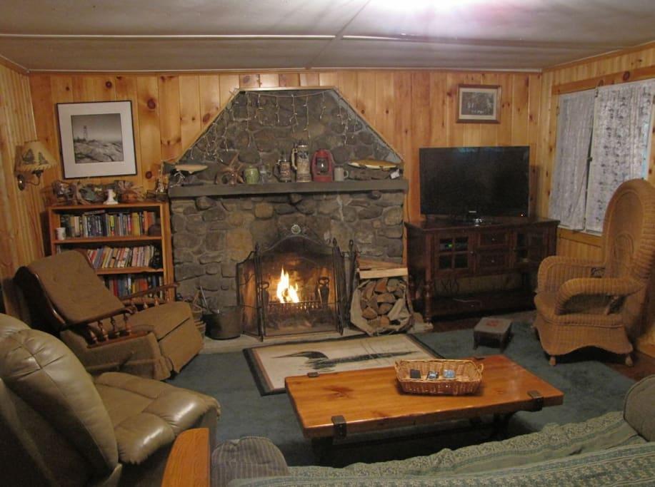 Deep Woods Cabin - Houses for Rent in Wilmington, New York ...