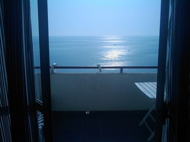 Studio just 50 meters from the sea