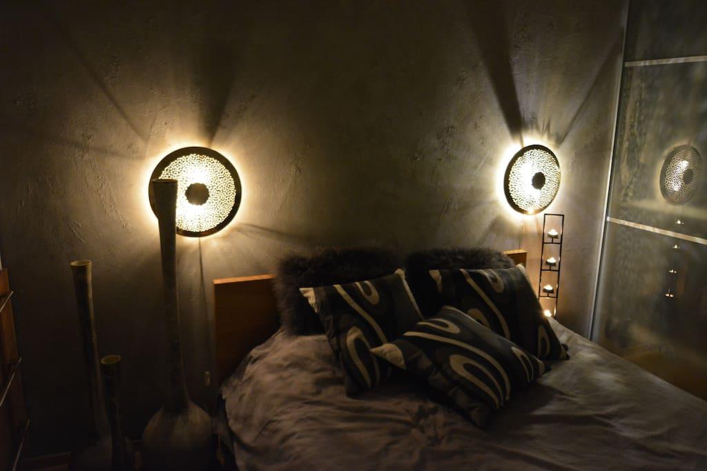 Bedroom by Night