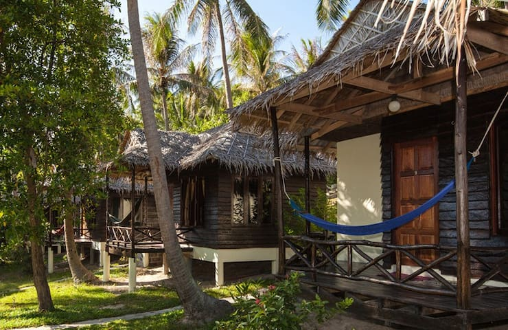 Divine Bungalow for 4 on Phangan!