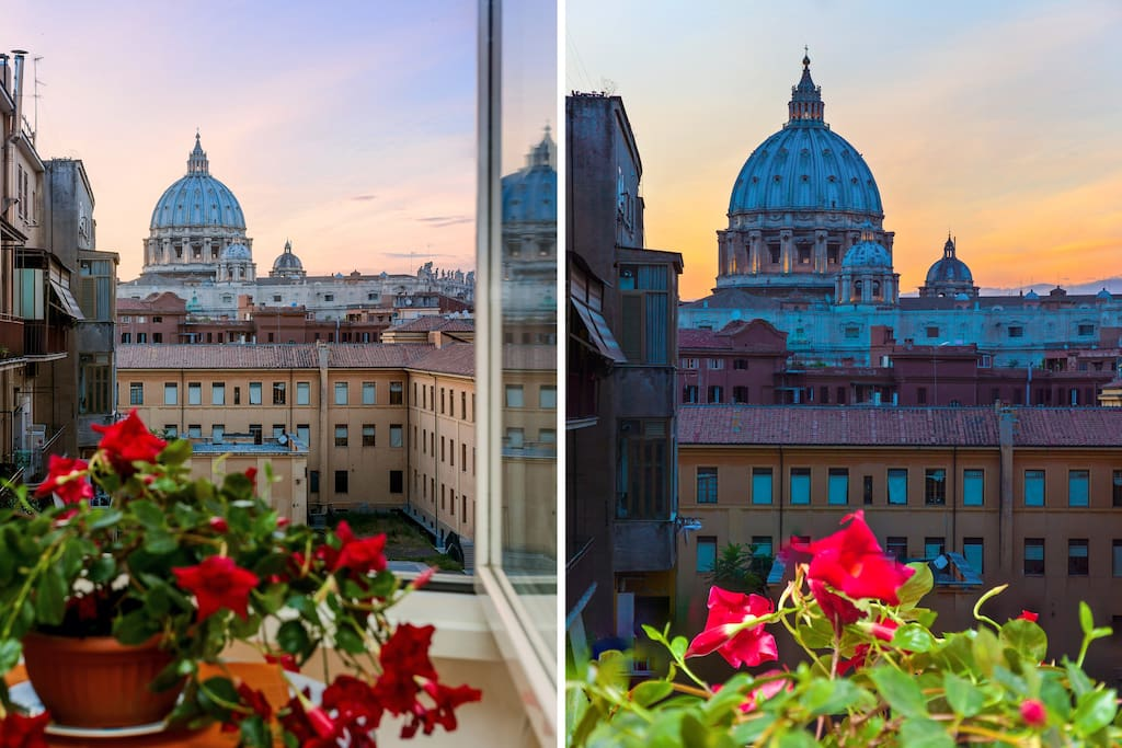 Honeymoon romantic hide-away in the center of Rome