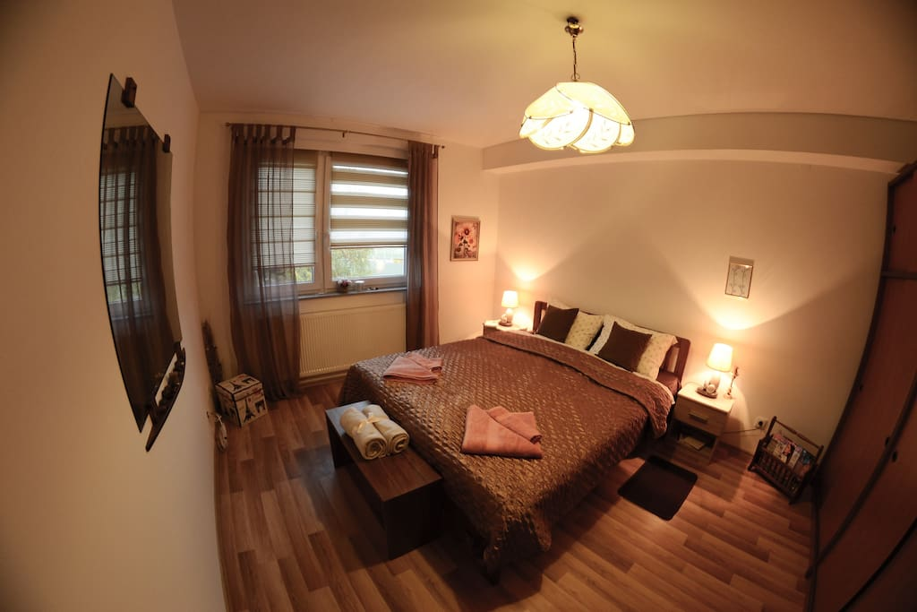Beautiful apartment with balcony view appartements for Beautiful apartment balconies