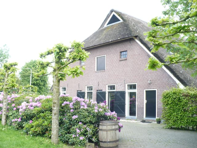 Spacious private B & B in Drenthe Netherlands - Garminge - Bed & Breakfast