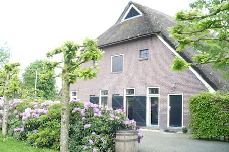 Zeer ruime privé B&B, in Drenthe - Garminge - Bed & Breakfast