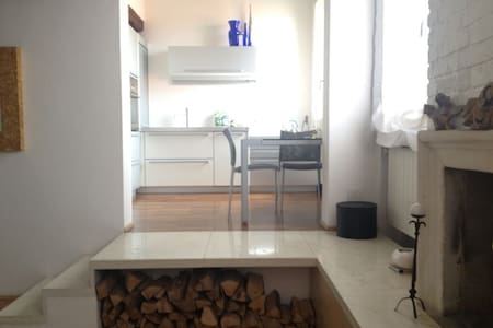 Design flat in old town centre - Dolo - Apartment - 1