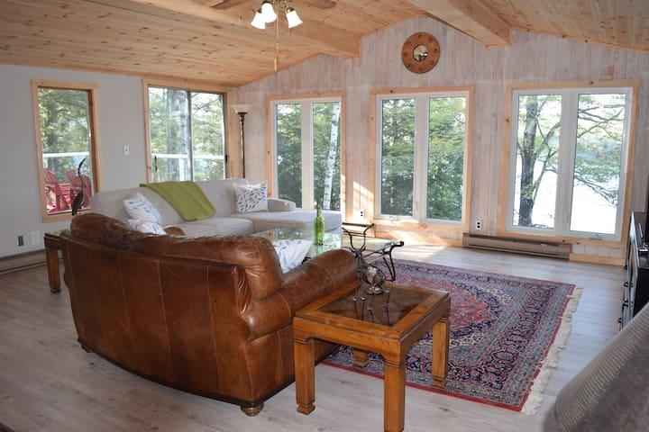 Heavenly Views Cottage Kennebec Lake
