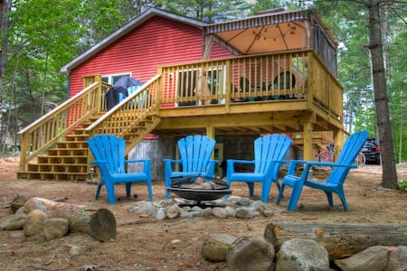 Trout Landing Cottage Lake Everest - Wilmington
