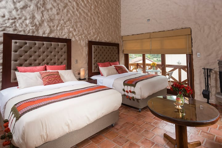 Elegant Doble Suite Room - Sacred Valley