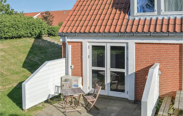 Holiday apartment with 2 bedrooms on 57m² in Lemvig