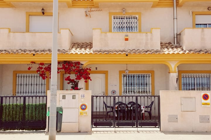 Zafiro 3 bed villa with amazing sea views - Cartagena - Villa
