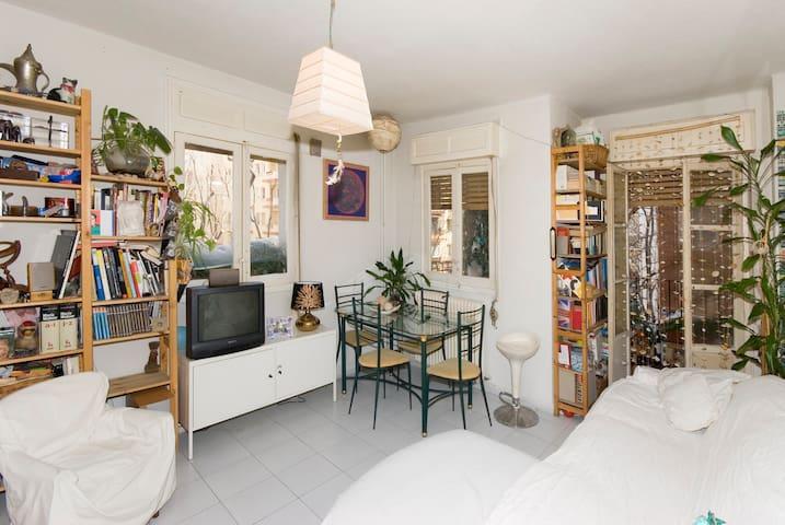 Bedroom in super-central location - Madrid - Apartemen