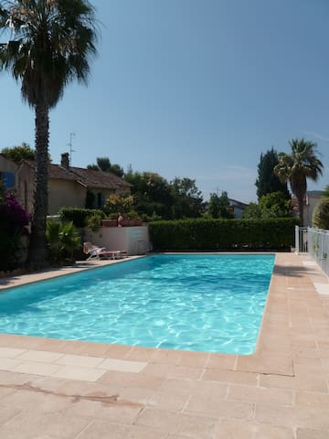 Great Flat in the French Riviera - Mandelieu-La Napoule - Selveierleilighet