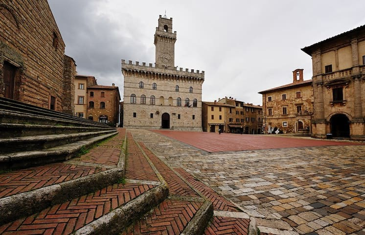 Appartamento Montepulciano - Montepulciano - Apartamento