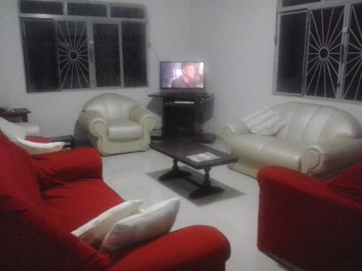 Casa em Cuiabá para 10 pessoas