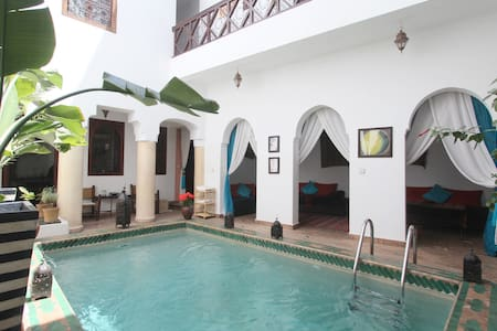 """La petit Fleur de Marrakech"" - Marrakesh - Bed & Breakfast"