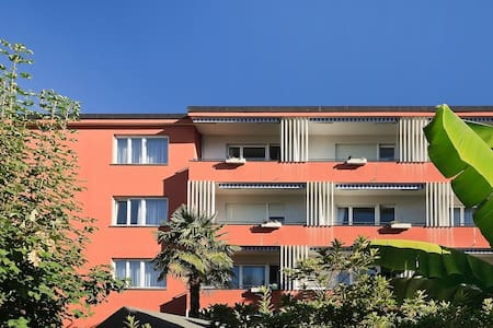 1-room apartment 35 m² Double Room in Ascona for 2 persons