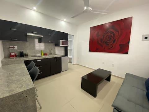 D6 Suites Casa Blanca Zona Residencial Facturamos!