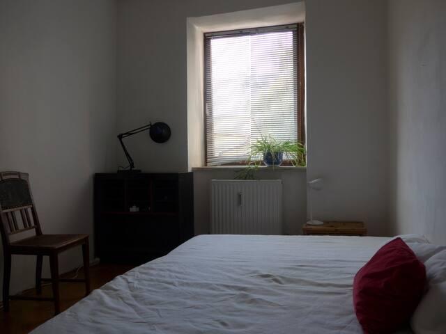Ruhiges Zimmer zwischen Schwabing und Zentrum - München - Apartment