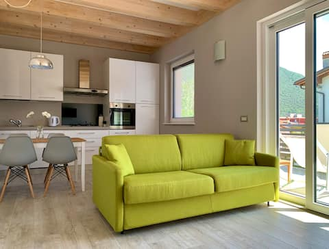 Dro 360° apartments - Olive