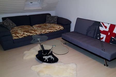 luxurious, lovely guest-room @ top location - Ennetbaden - Apartment