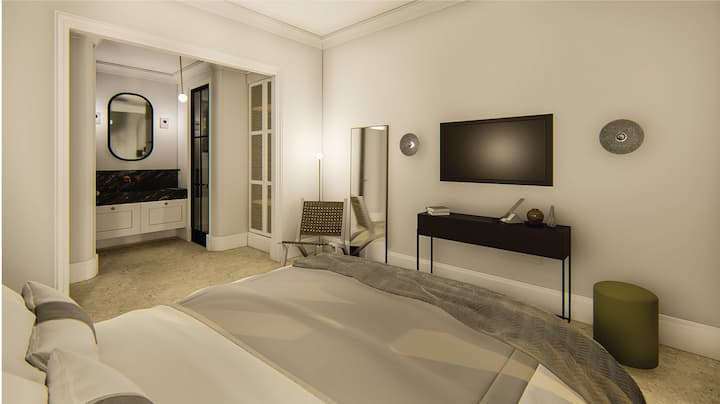 Lounge Suite  with Plunge Pool