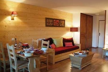 High Quality Alpine Apartment in Heart of the Alps - Brides-les-Bains - Daire