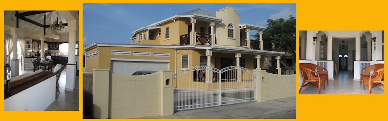 Luxurious 2 storey Villa - South Coast Barbados - Maxwell - Villa
