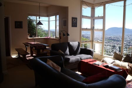 PANORAMIC VIEWS  - Mt Stuart - House