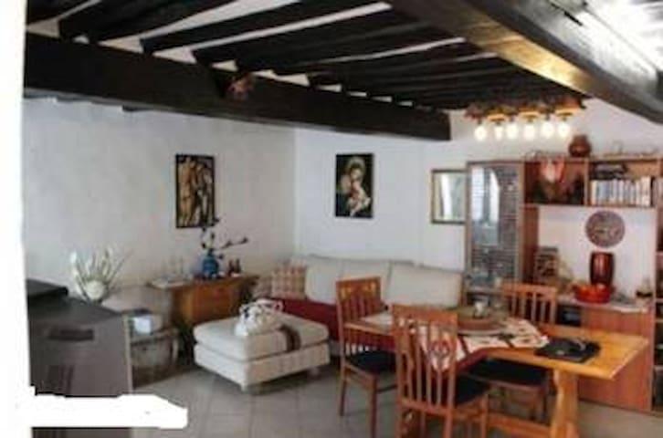 casa nel borghettino - San Gersolé-torre Rosse - Apartment