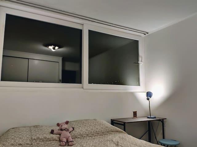 Habitación privada en el centro Valparaíso