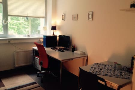 1-room-appartment near Uni - Apartment