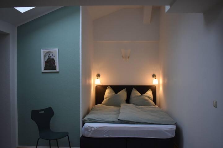 Ruhige, helle Wohnung am Park Sanssouci