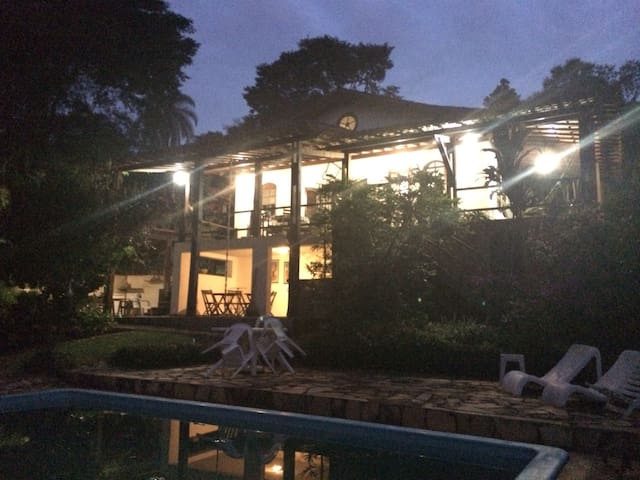 Sítio Casa Branca/ inhotim word cup - Brumadinho - Huis