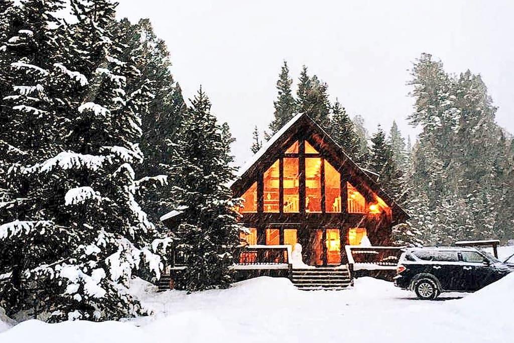 Winter Warmth!